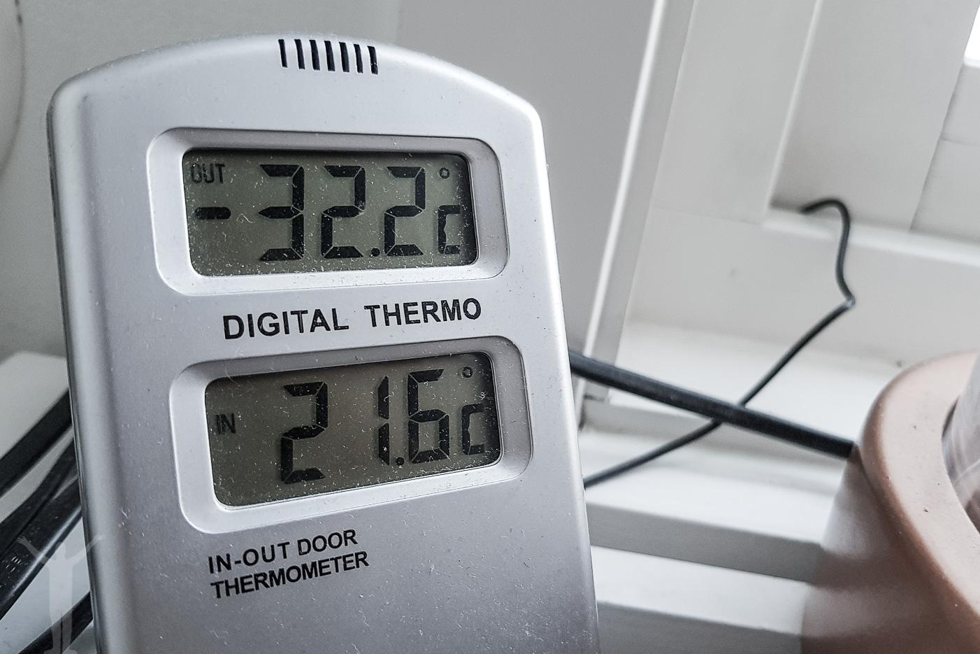 -32°C