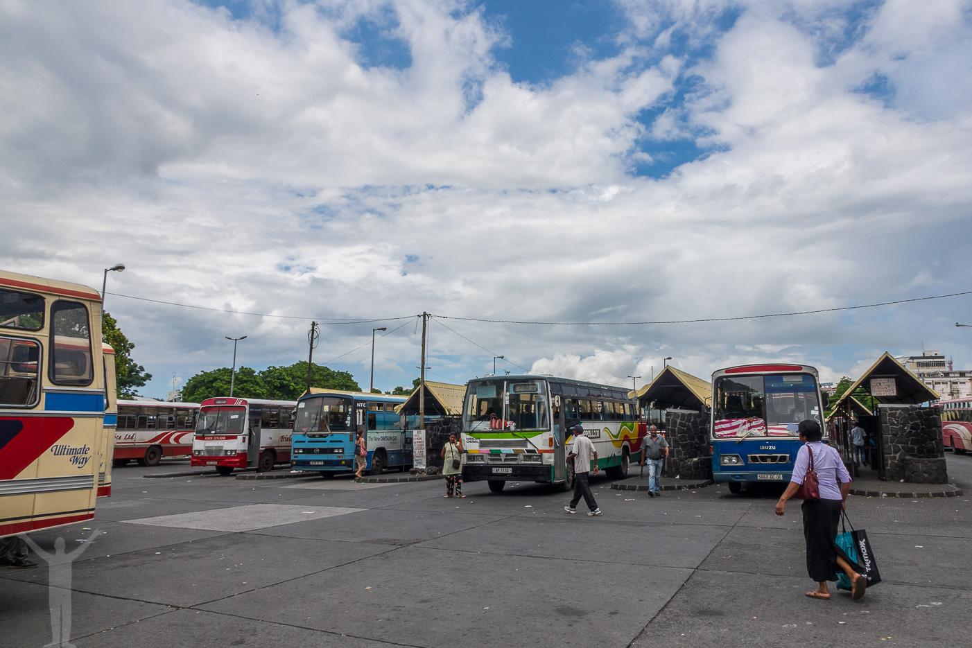 Immigration Square, Port Louis