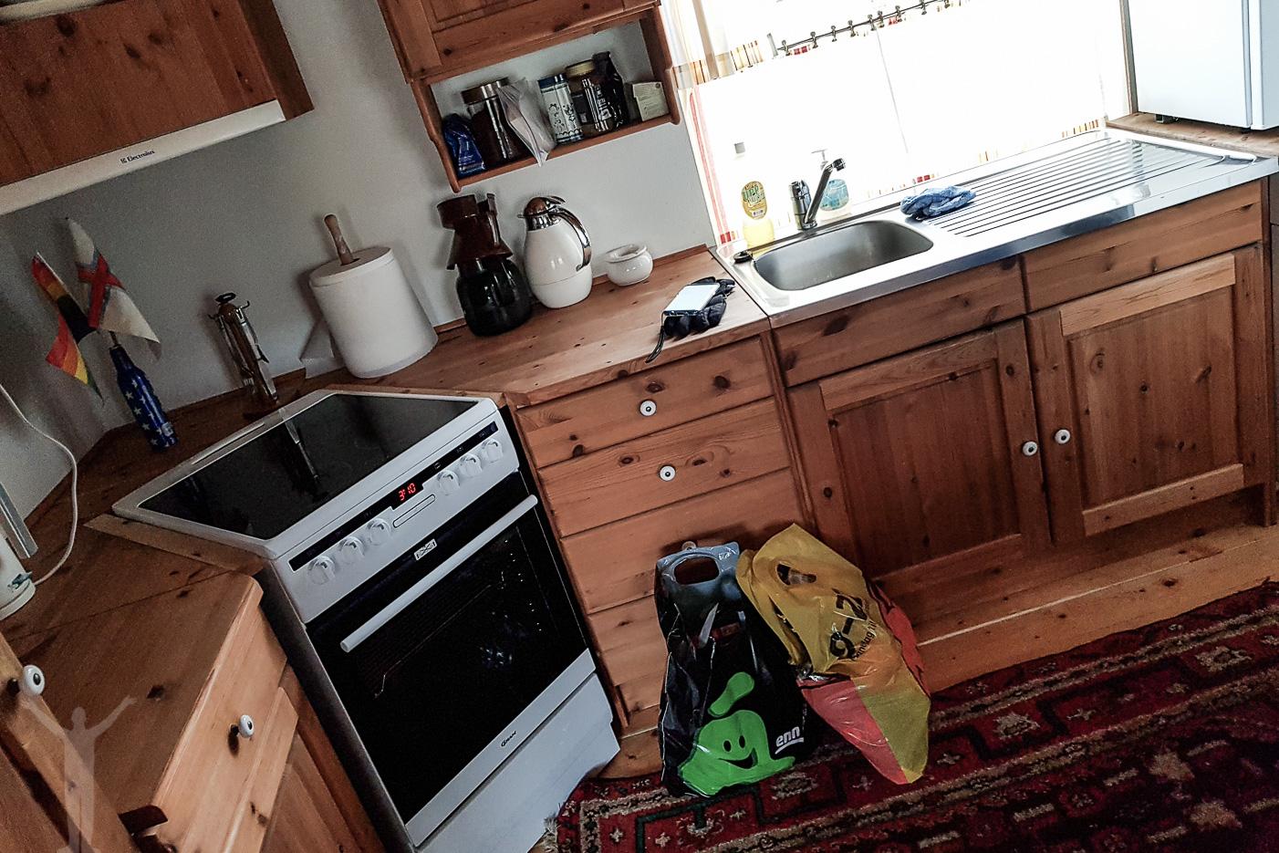 Köket i vårt hus