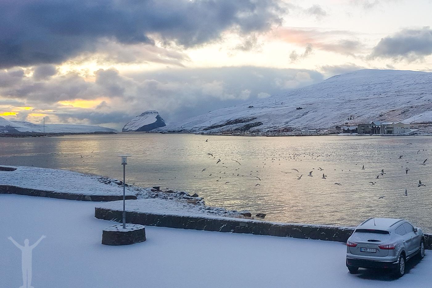Viken i Miðvágur