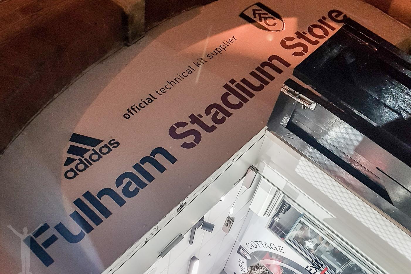 Fulham Stadium Store