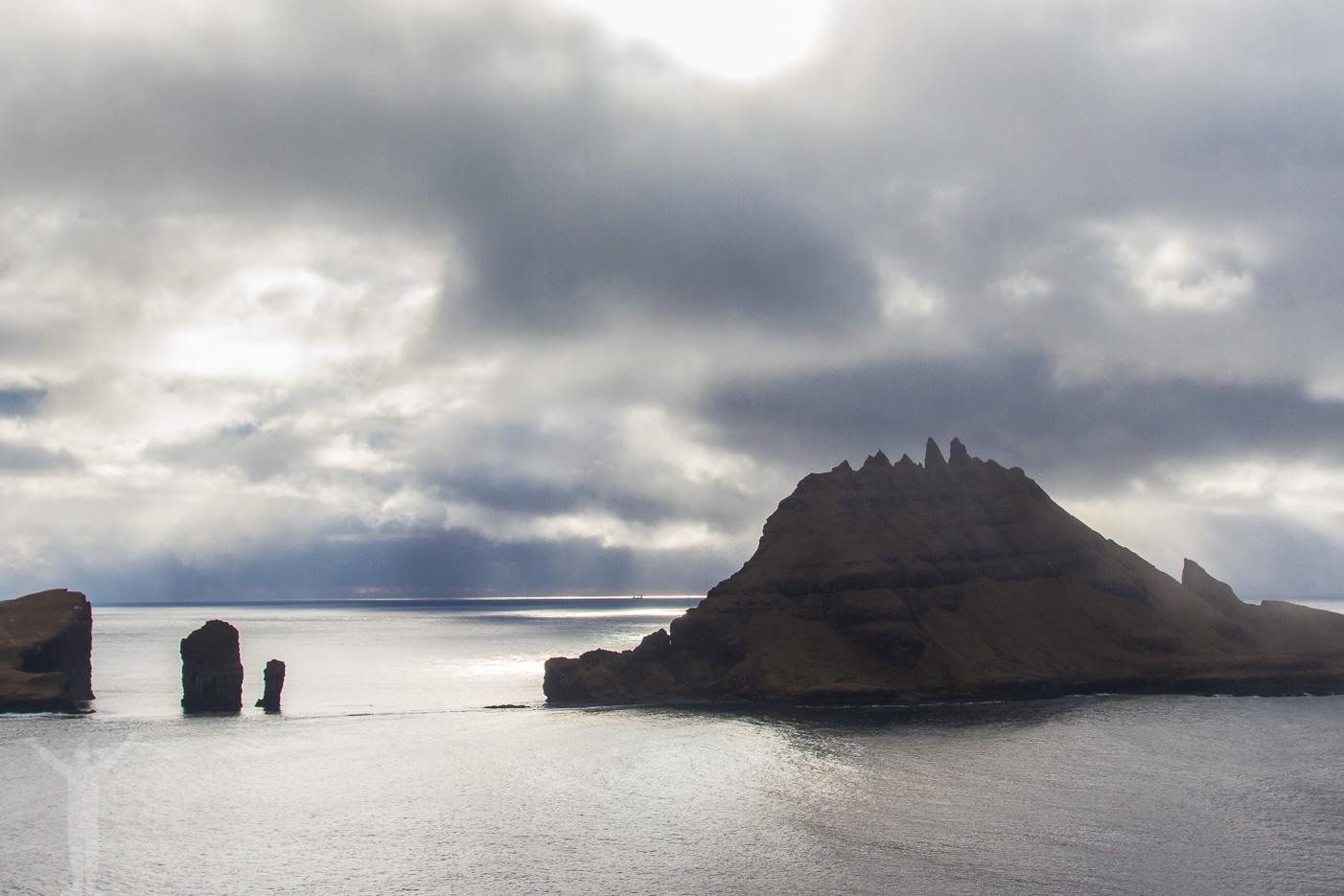Tindholmur, Färöarna