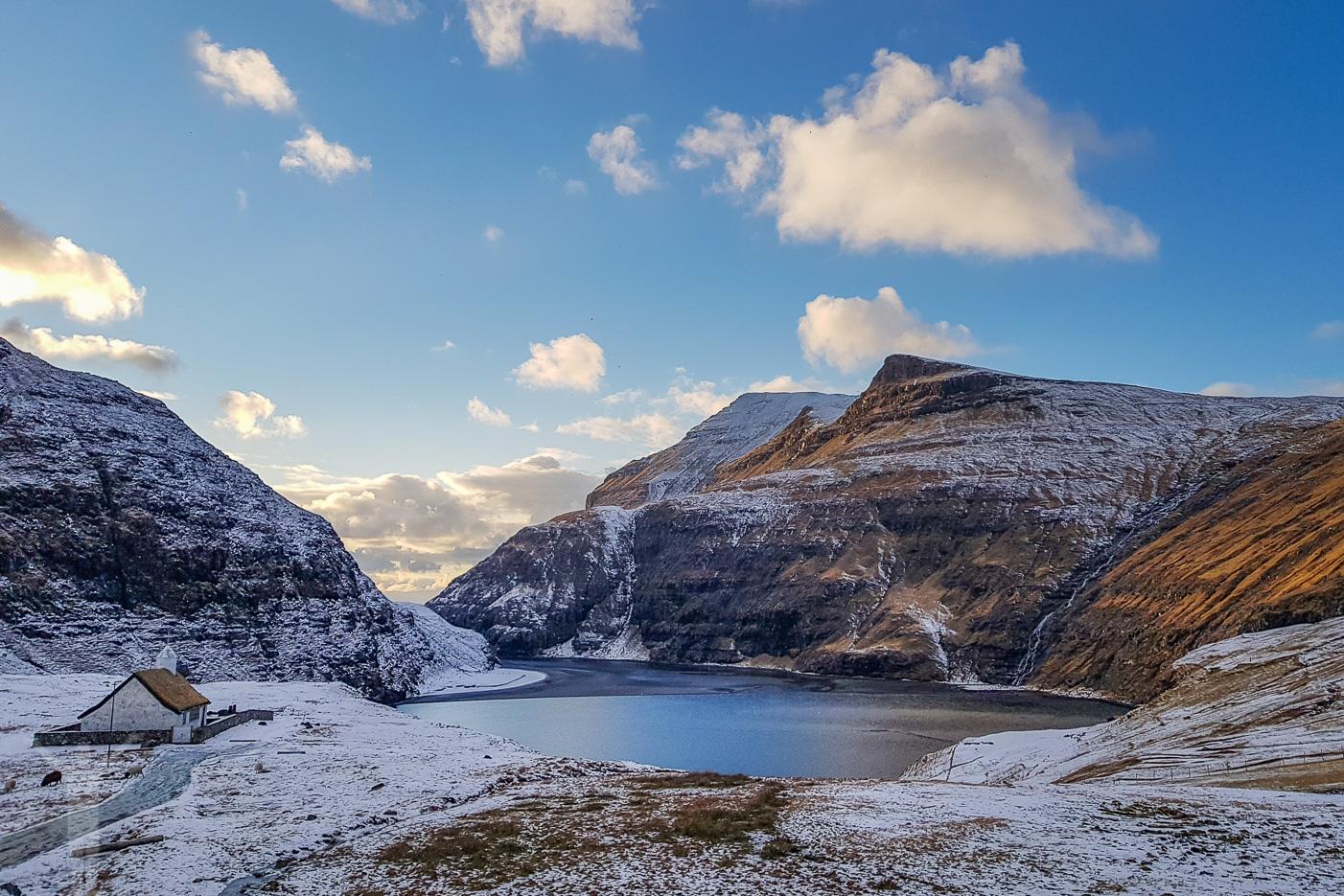 Saksun på Färöarna