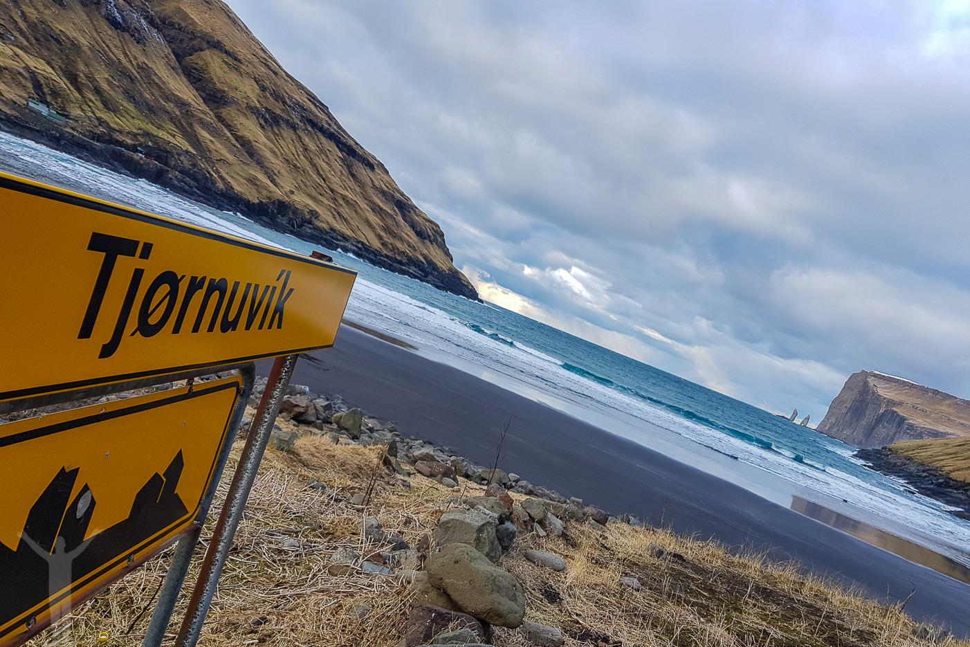 Tjørnuvik, Färöarna