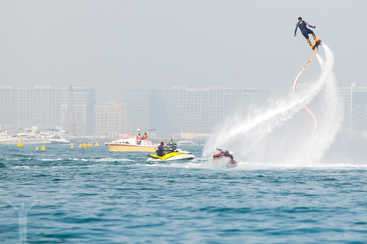 Vattensport i Dubai