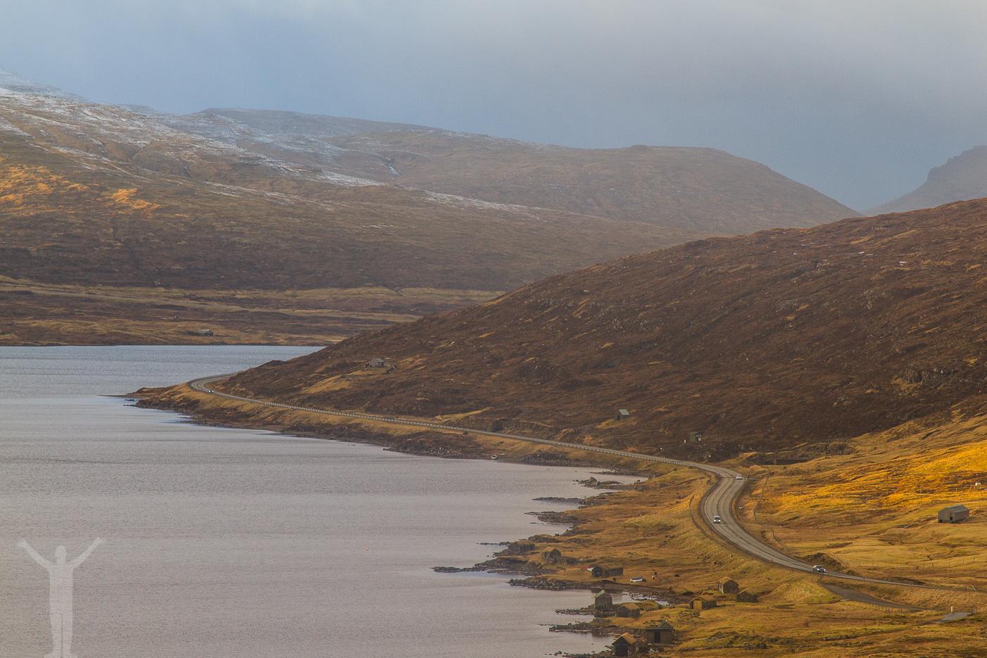 Leitisvatn på Färöarna