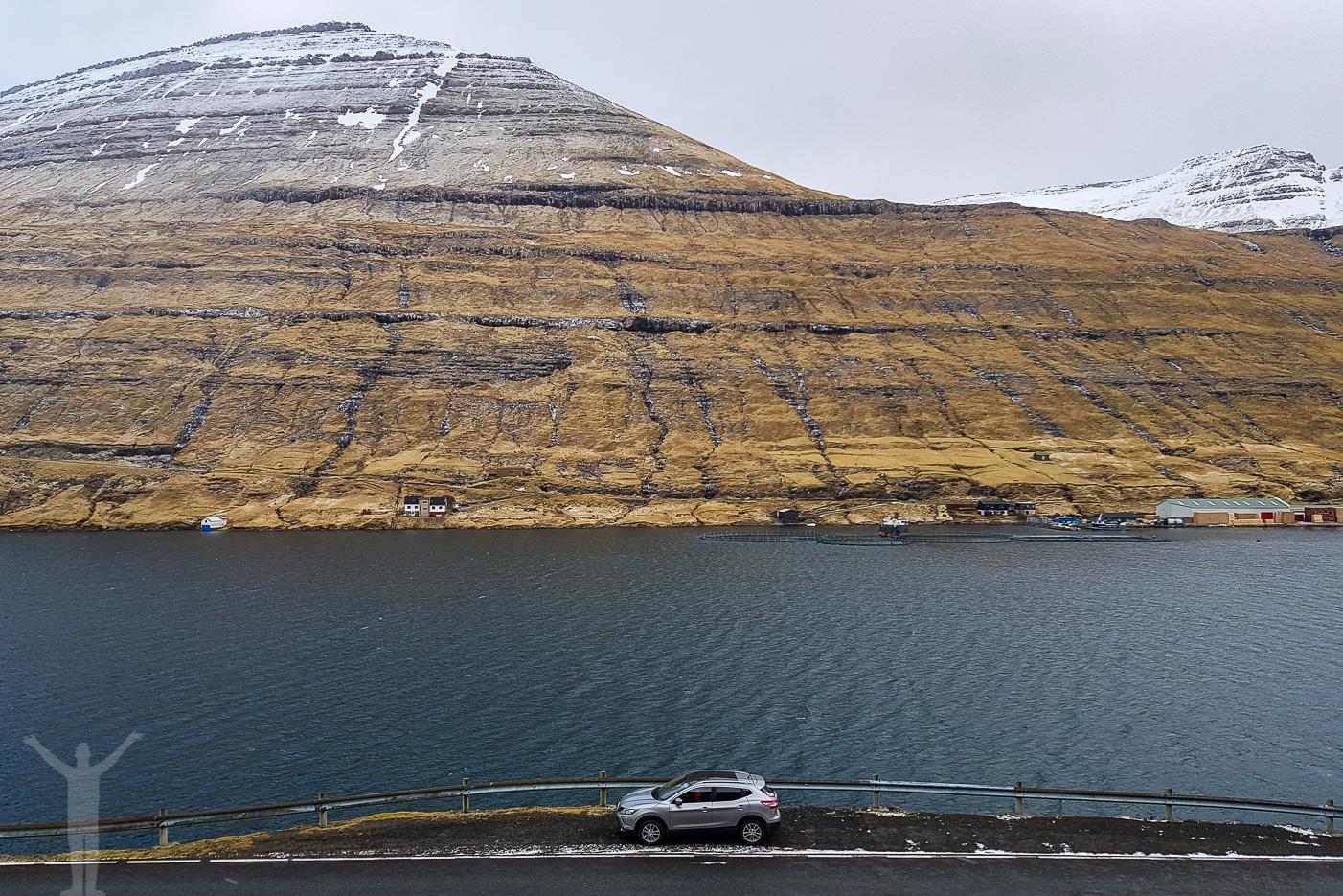 Roadtrip på Färöarna
