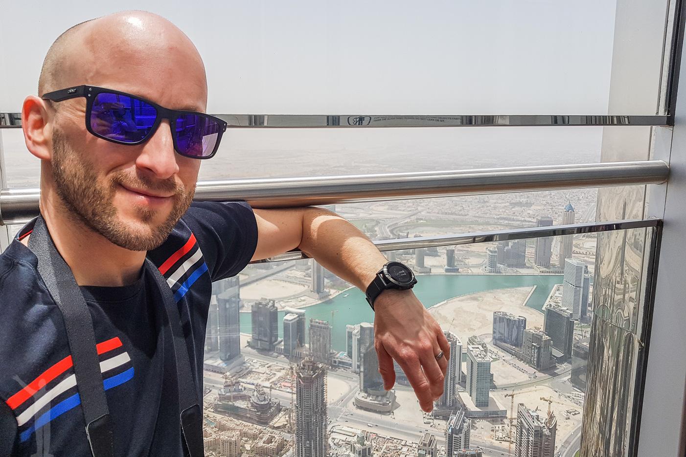 148:e våningei Burj Khalifa