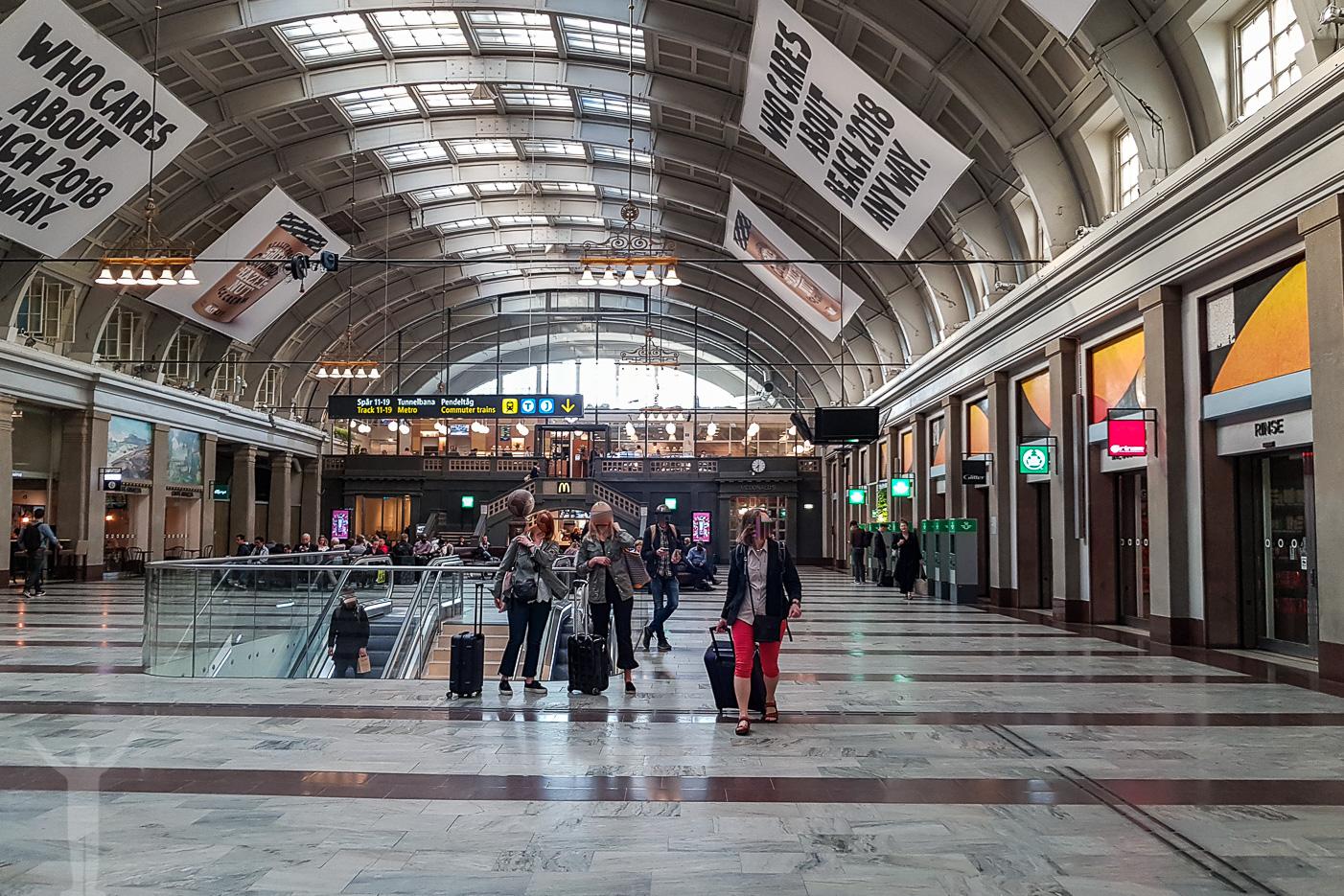 Centralen i Stokholm