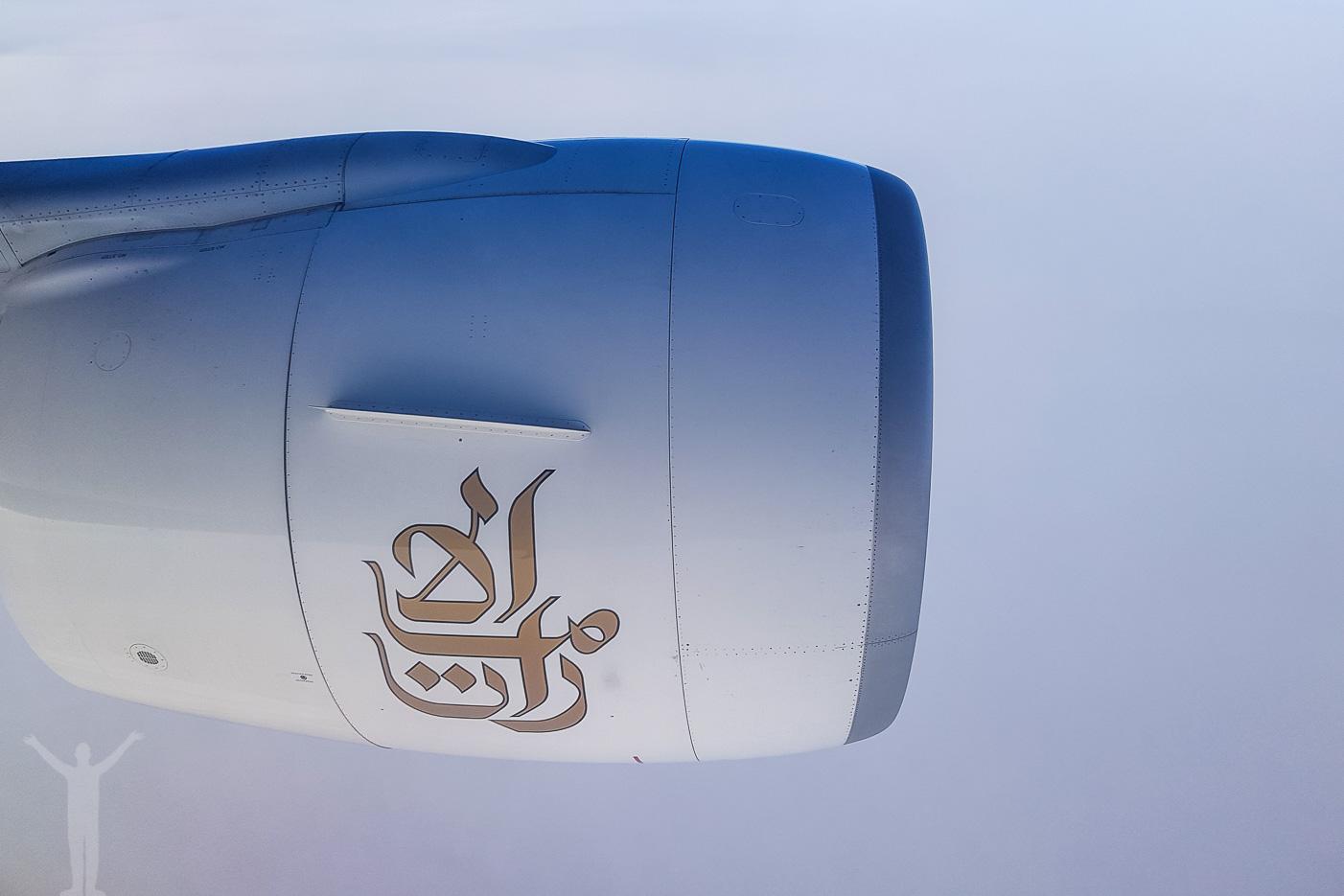 Boeing 777 och dess GE90-motor