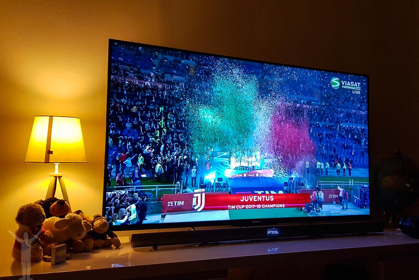 Juventus vann italienska cupen