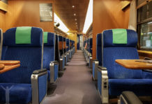 SJ InterCity 1 klass