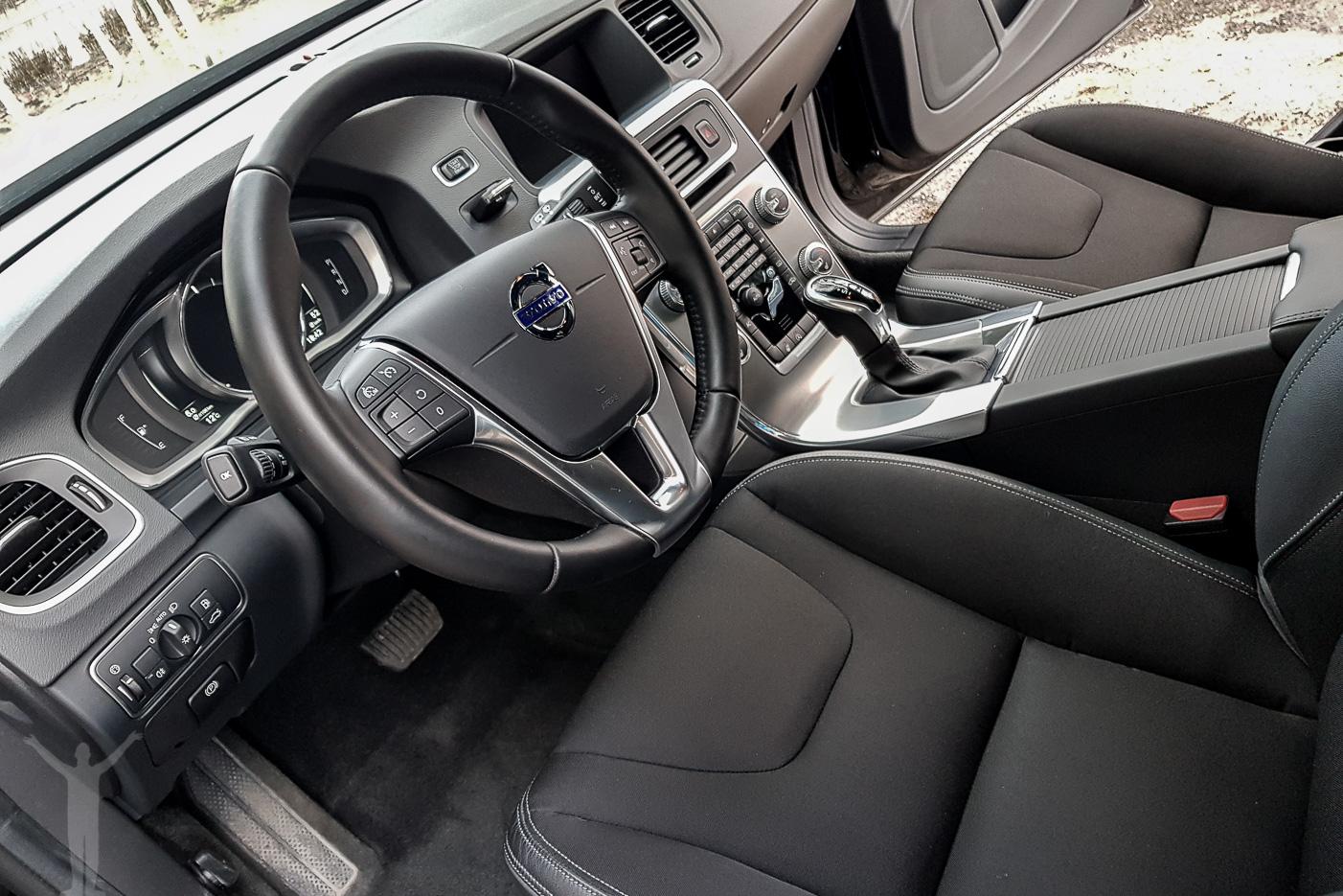 Nystädad Volvo V60
