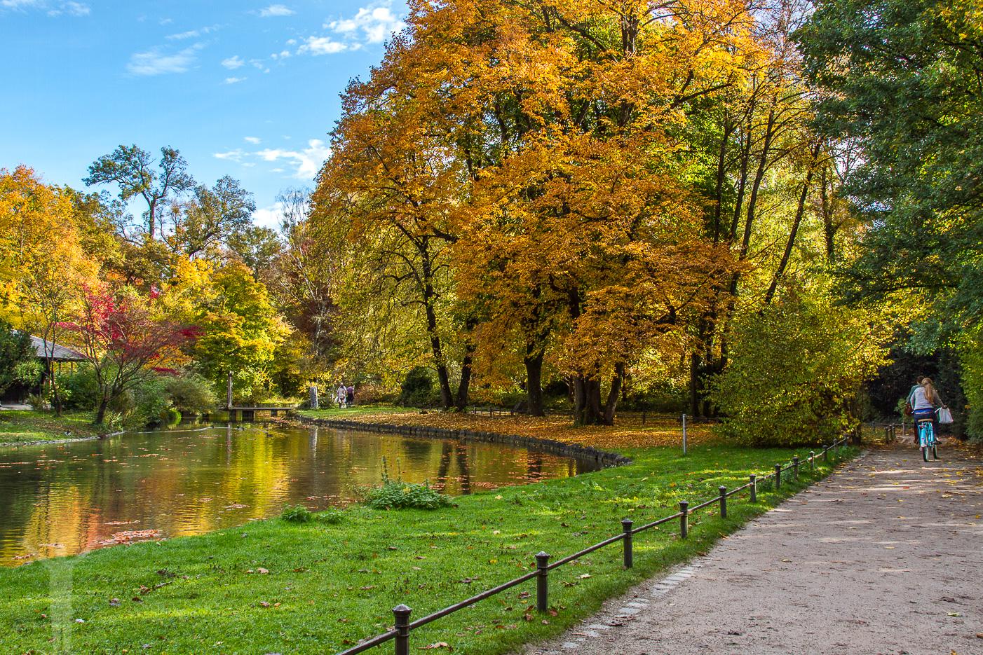 Englisher Garten, München