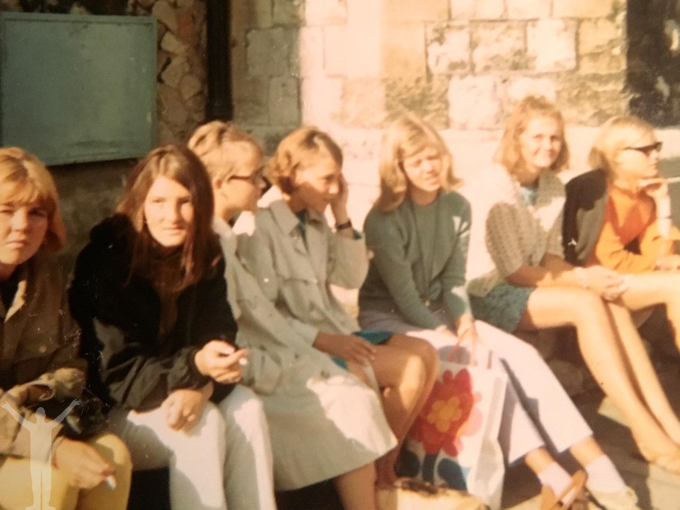 Studera utomlands i Brighton 1967