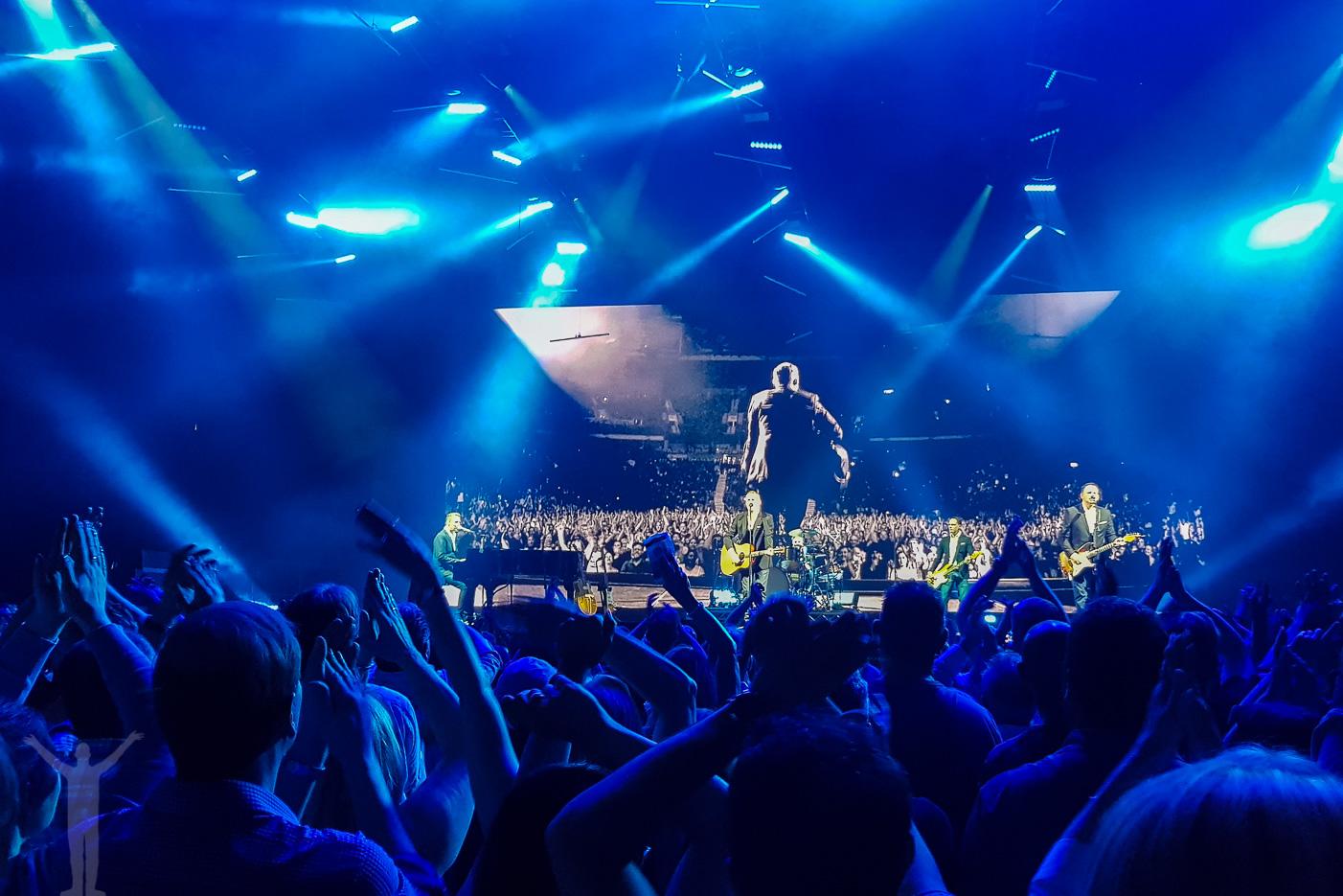 Bryan Adams live i Vancouver 2018