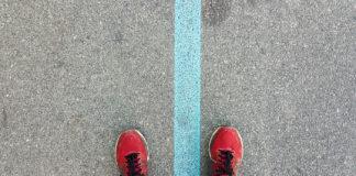 Göteborgsvarvets klassiska blå linje