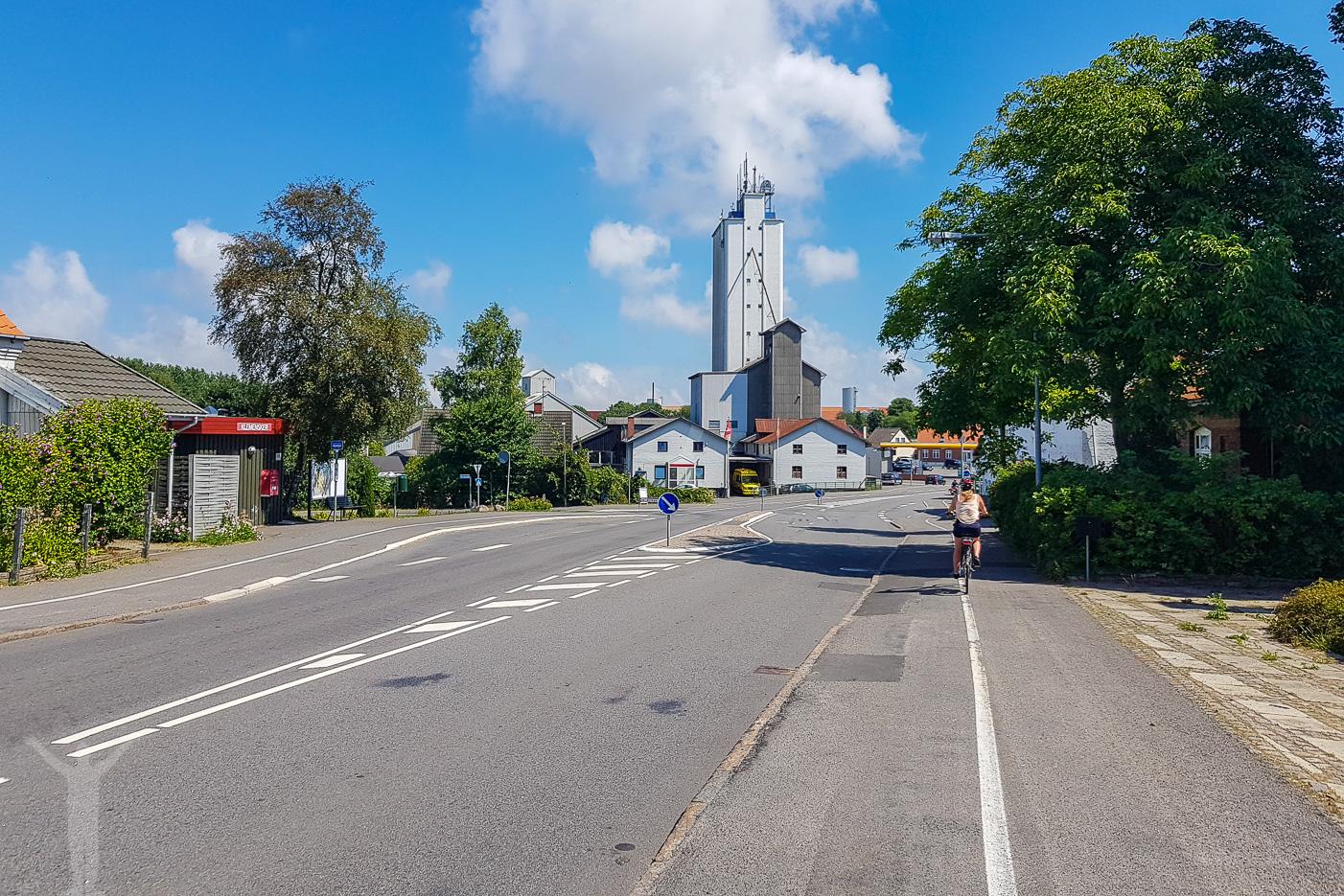 Klemensker på Bornholm