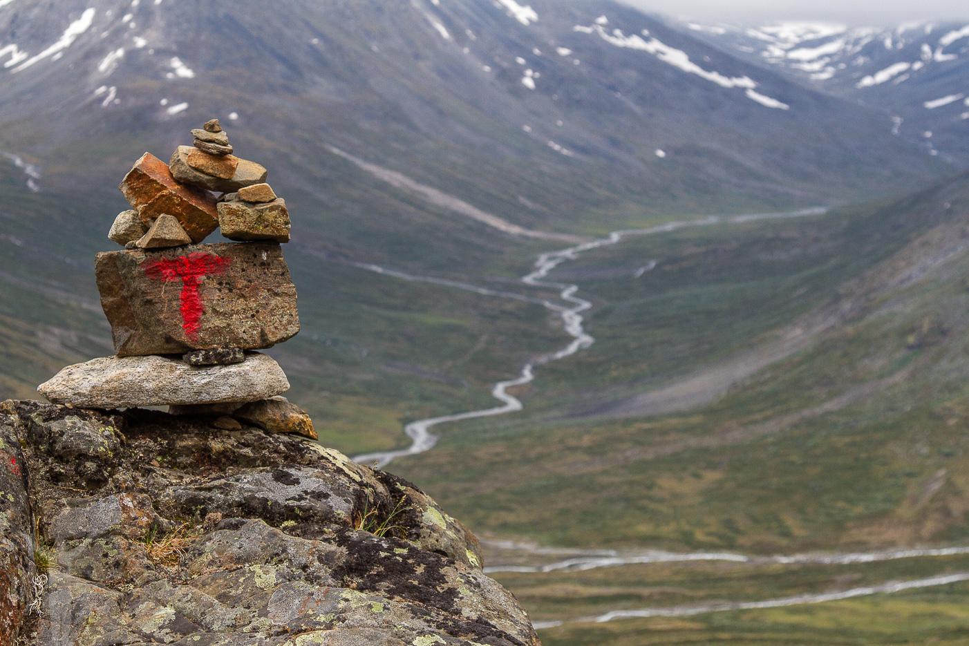 Ledmarkering i Norge