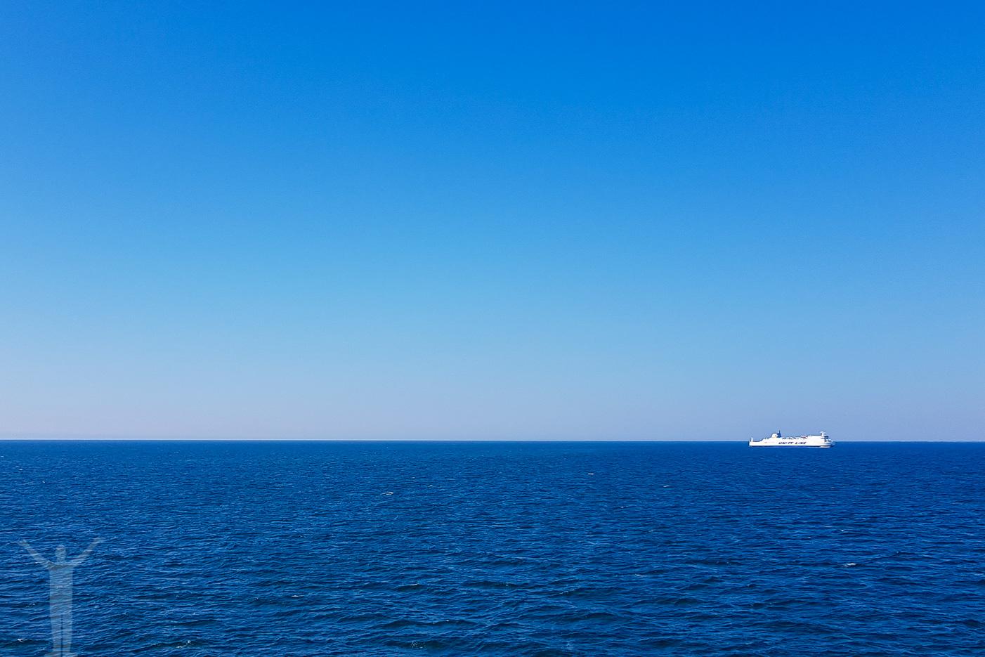 Öppet hav!