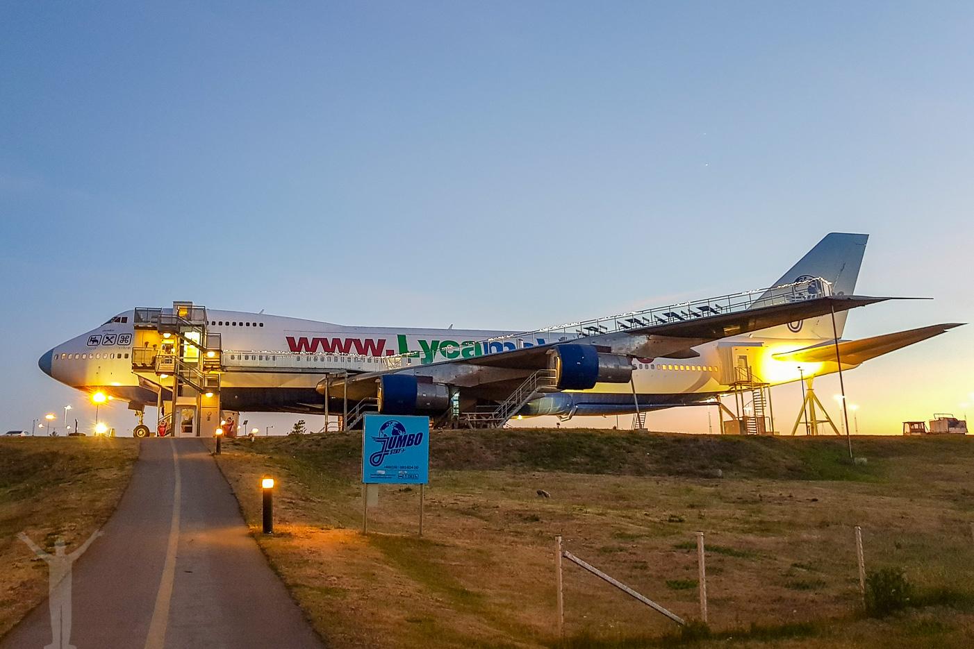 JumboStay på Arlanda