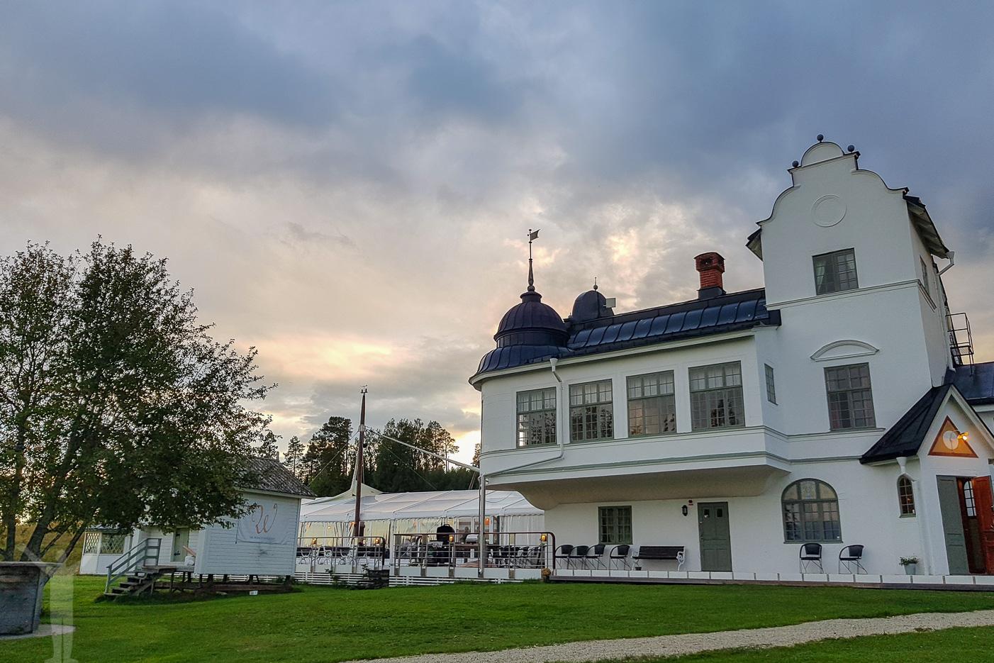 Verkö Slott, Jämtland