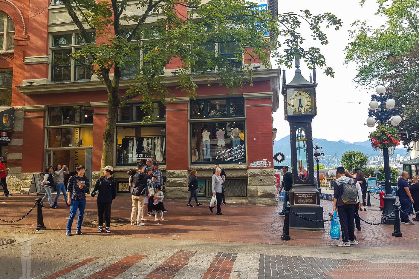 Ångklockan i Vancouver