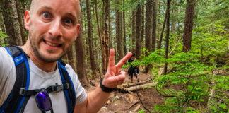 Hike på BCMC Trail
