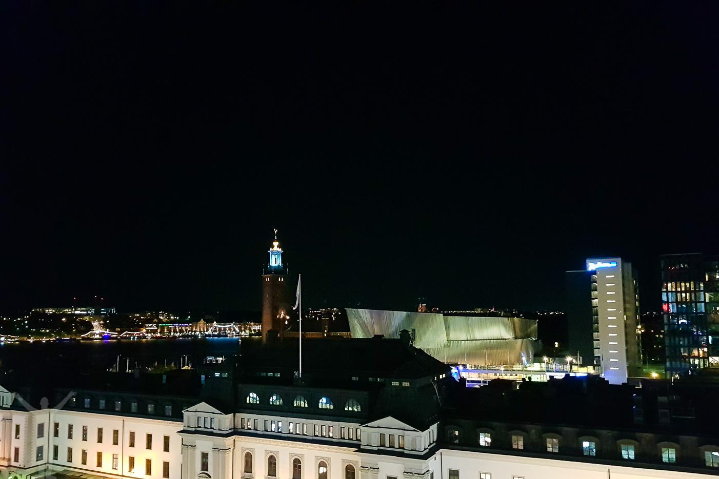 Takbar i Stockholm