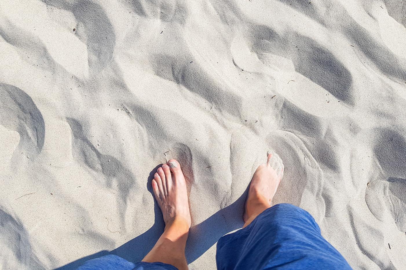 Sandhammaren - perfekt sandstrand