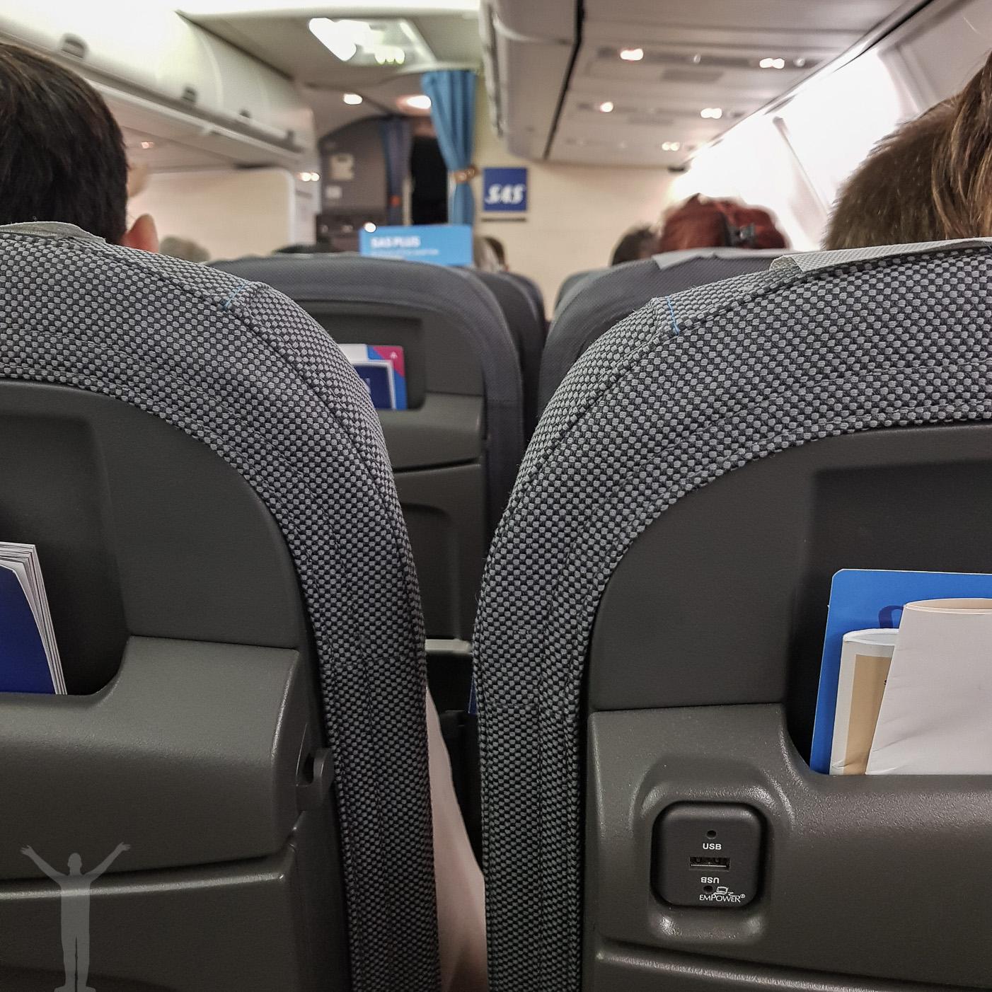SAS nya kabin även på en Boeing 737