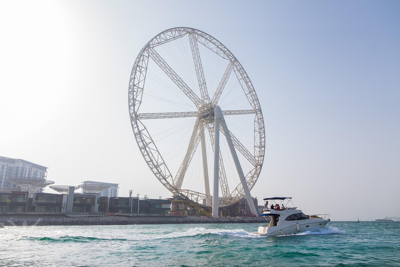krok upp barer i Dubai