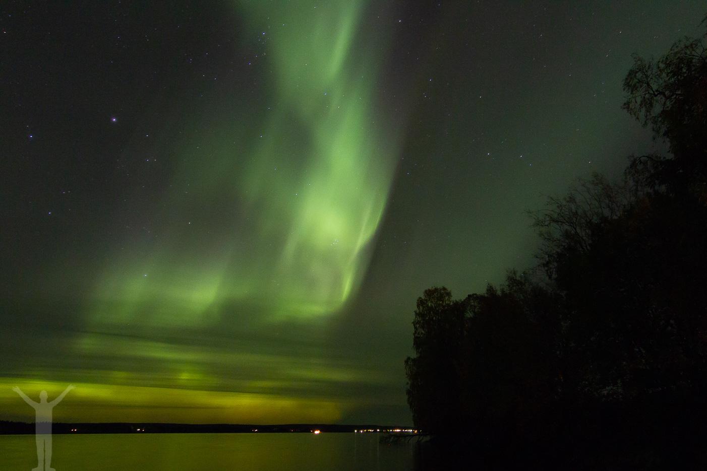 Norrsken i Jämtland