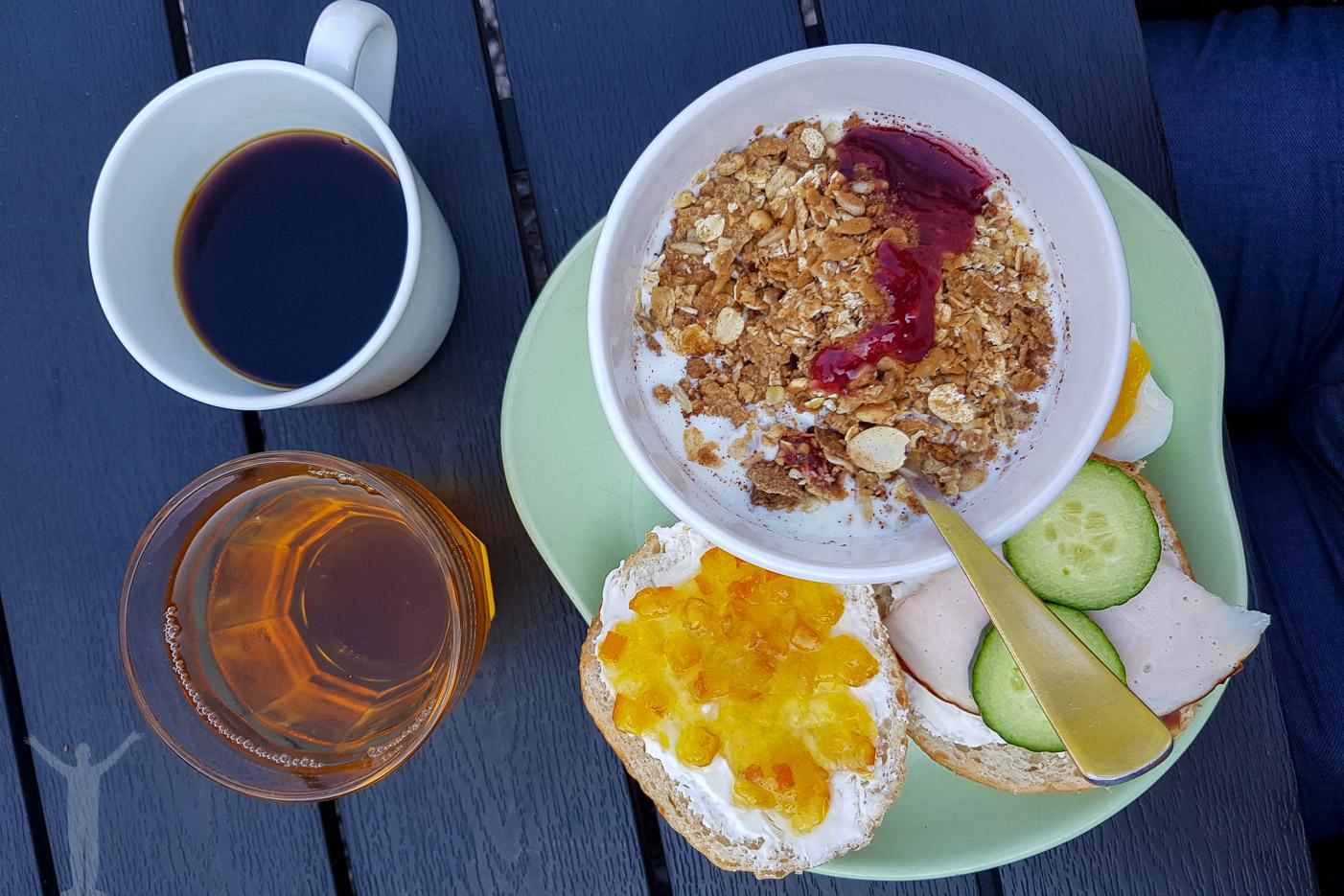 Frukost på Dannegården