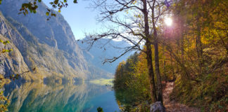 Obersee - magnifikt!