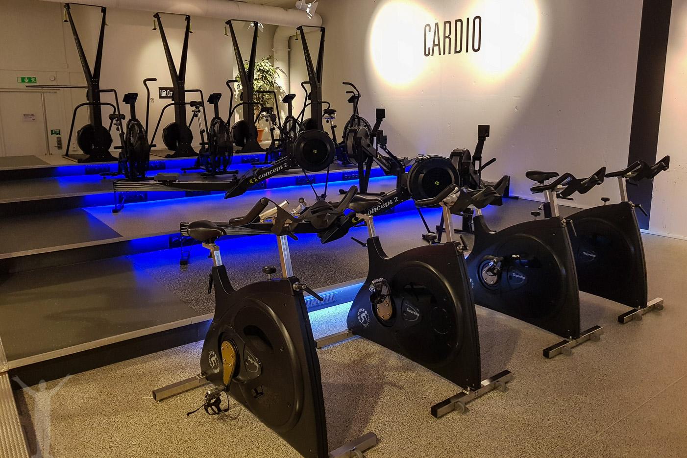 HIIT Cardio, Sportsgym Östersund
