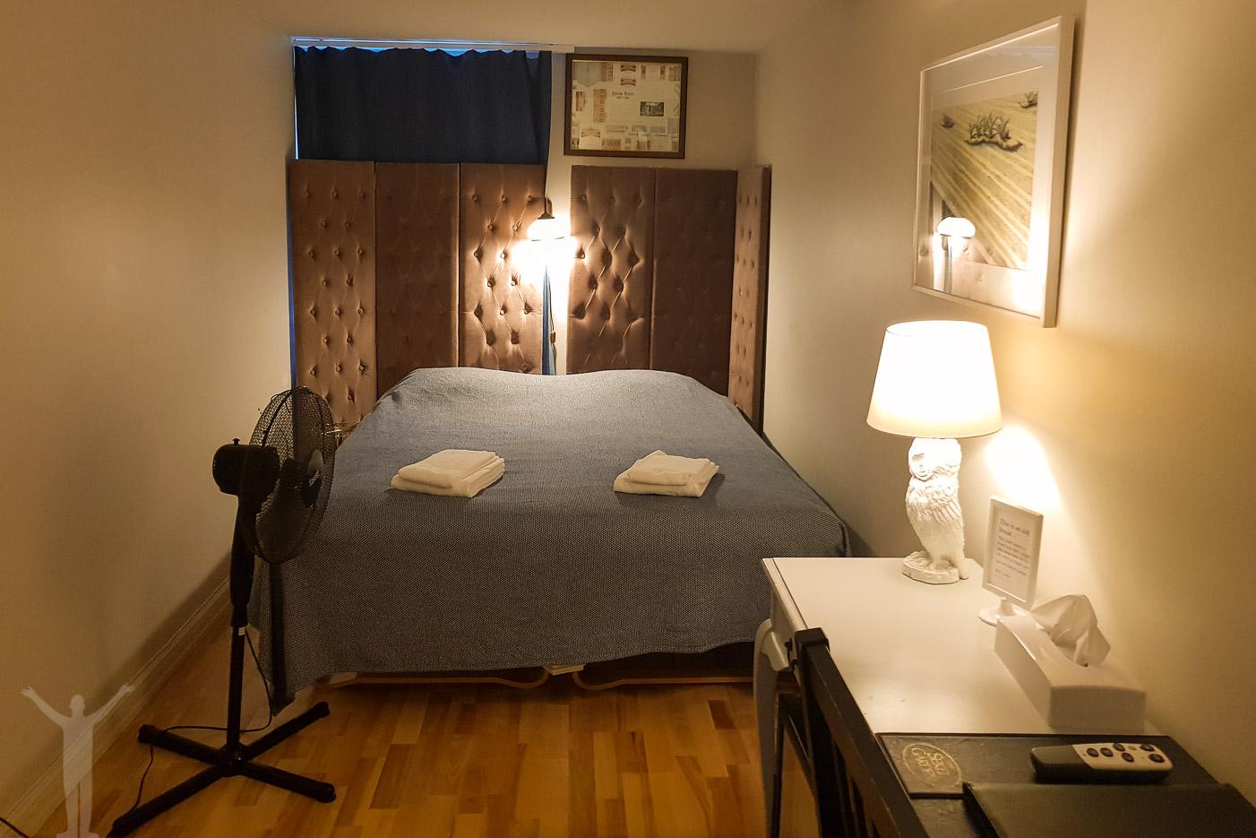 Rummet på Sekelgården Anno 1793 i Ystad