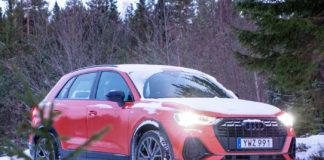 Nya Audi Q3 35 TFSI