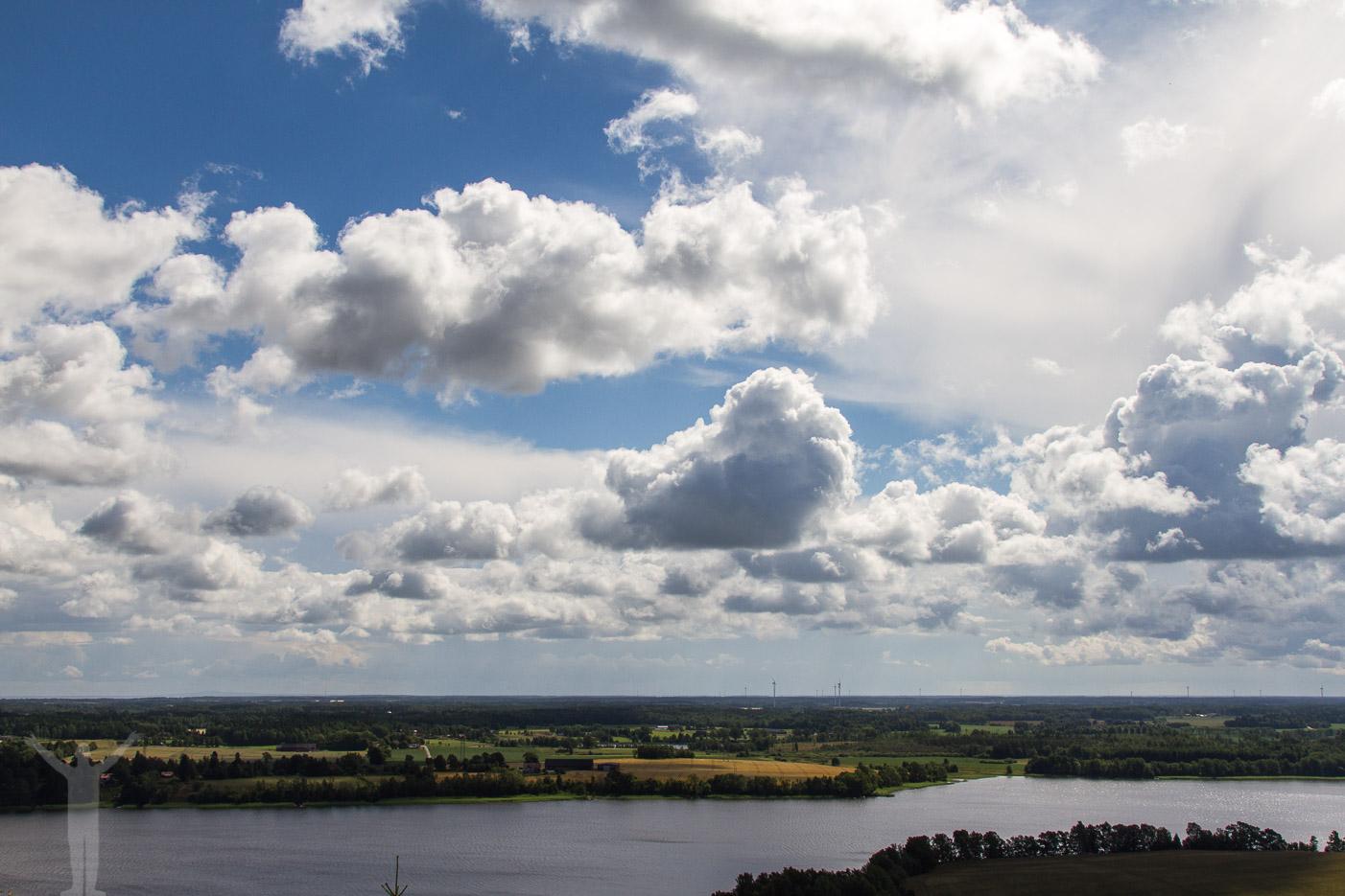 Utsikt från Bore Kulle