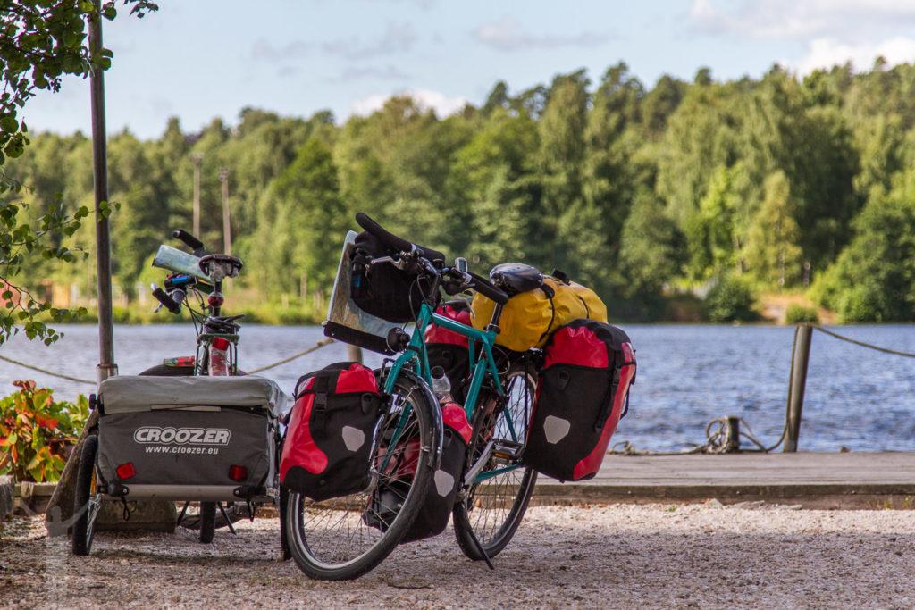 Cykla i Dalsland