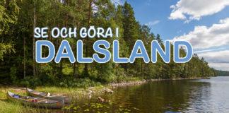 Se och göra i Dalsland