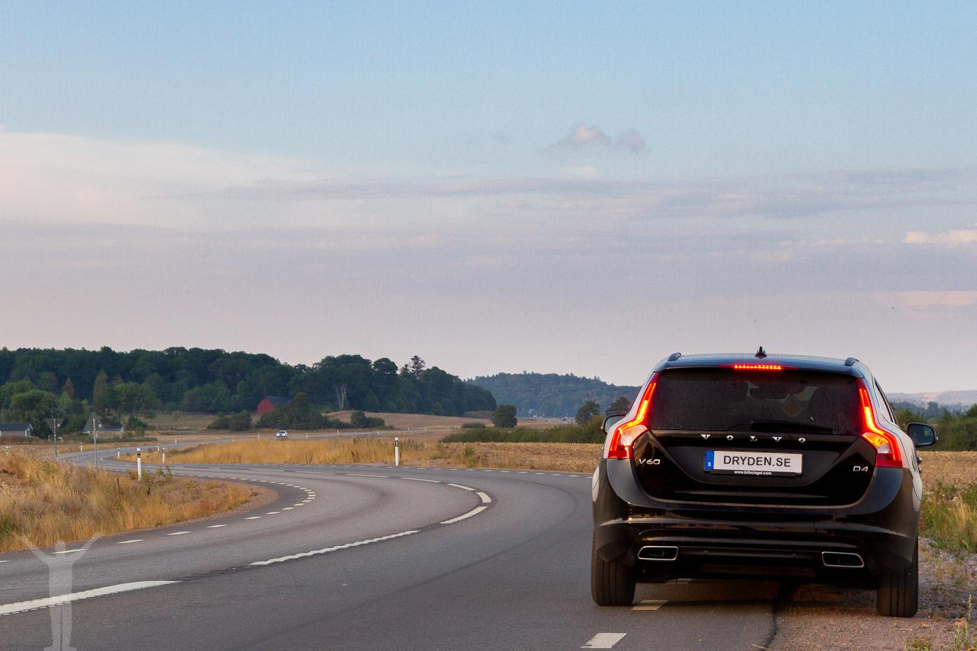 Volvo V60 D4 och en roadtrip i södra Sverige.