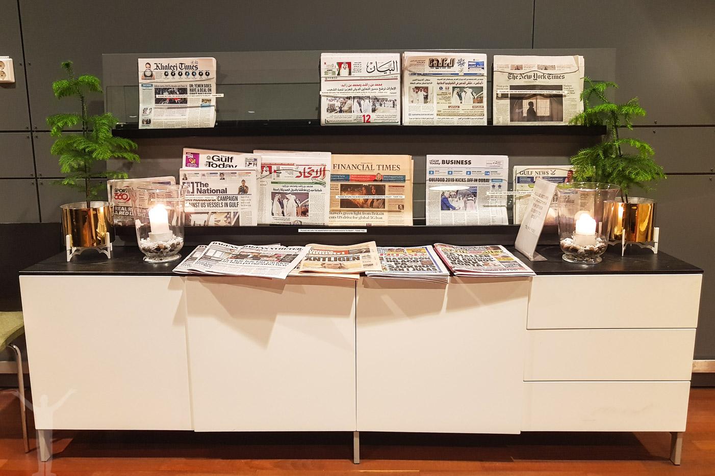 Nyhetstidningar