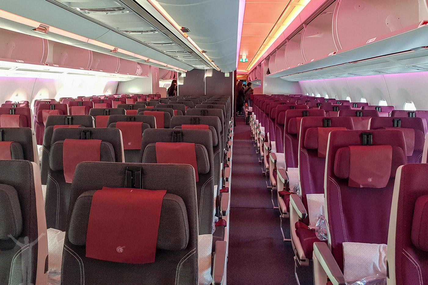 Qatar Airwais ekonomiklass