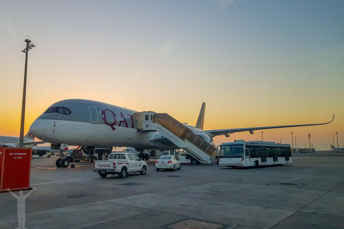 Qatar Airways - A7-AMF