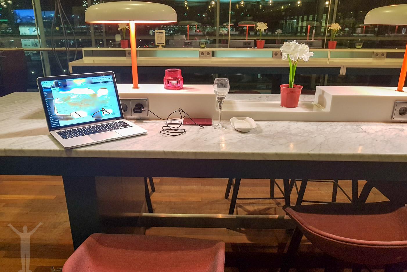 Karta Arlanda Terminal 5 Lounge.Recension Stockholm Arlanda Lounge Flyingdryden