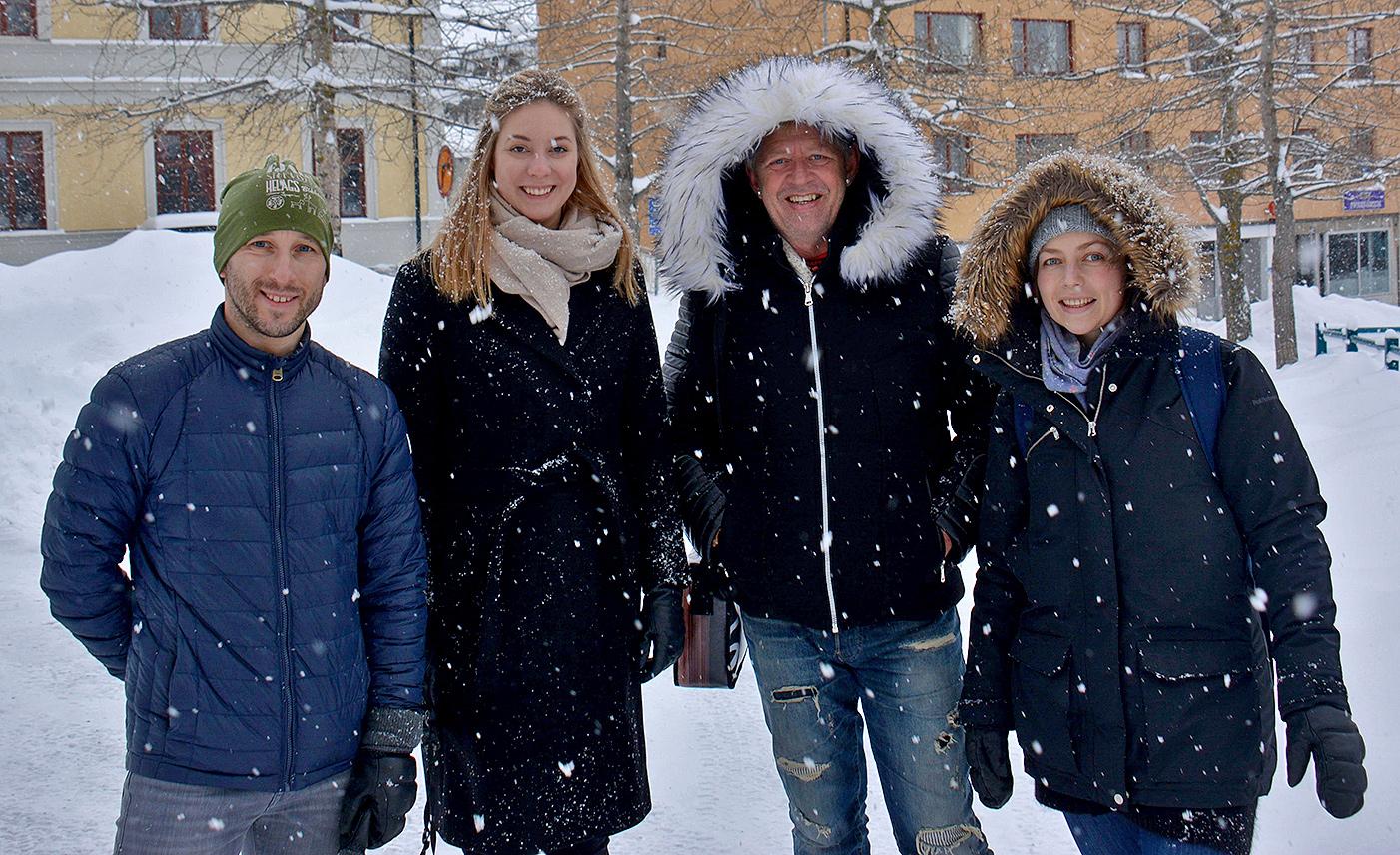 Svenska resebloggare