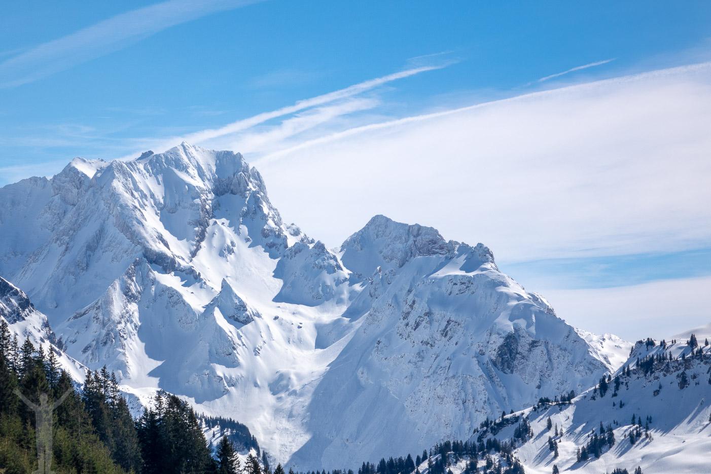 Alperna i Österrike