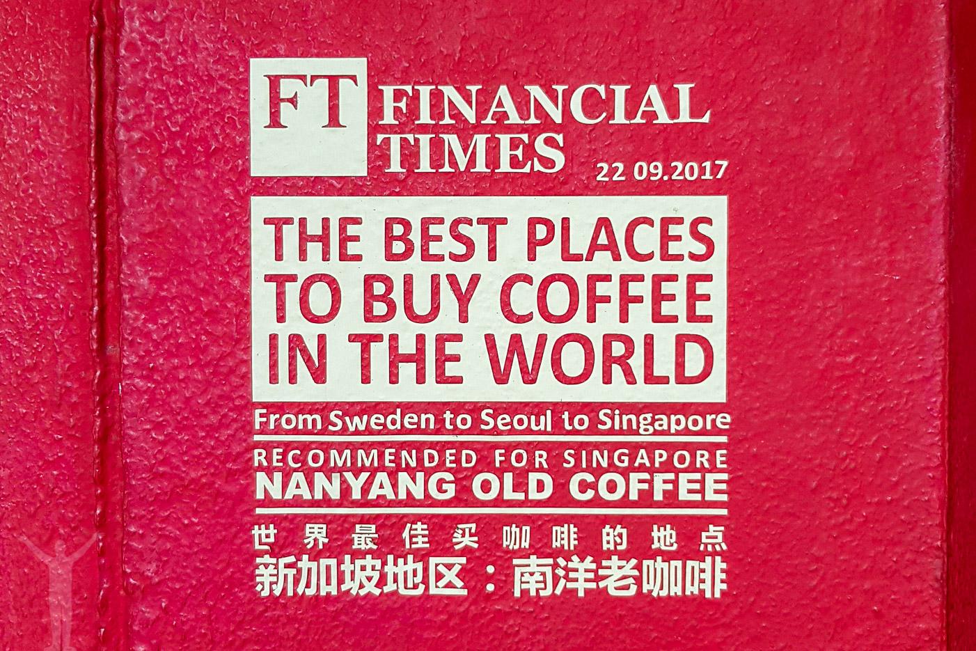 Världens bästa kaffe?