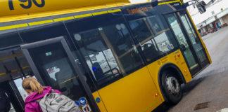 Busstransfer på Arlanda
